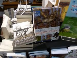 Sebald's 'After Nature' ligt in Snape tussen de natuurboeken