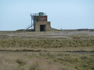 Laboratorium in Orford Ness