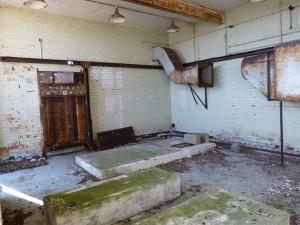 Totale oorlog - bomkelder op Orford Ness