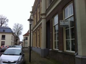 Te koop: de vroegere rectorskamer aan het Tielse Kalverbos