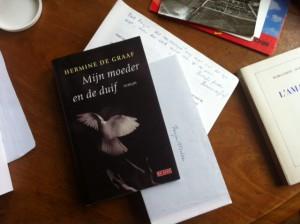 Hermine de Graaf: overgelopen naar uitgeverij De Geus