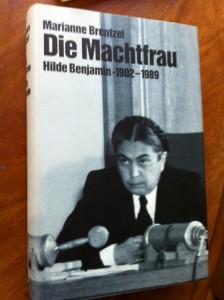 De tweede biografie die over de Rode Hilde verscheen