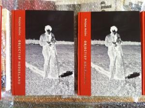 Objectief Nederland, de handgebonden luxe editie van de catalogus