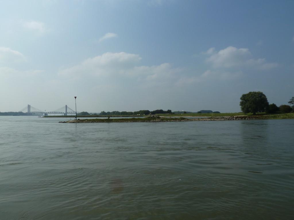 Reinjan Mulder, Objectief Neerijnen - Op de Waal, Westwaarts