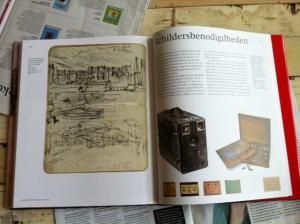 Naast de schetsboekjes de camera. Catalogus van de Amsterdamse Breitner-tentoonstelling.