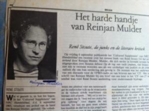 Vrij Nederlands's Boekenbijlage, 12 oktober 1985