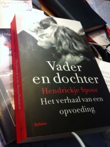 In 2015 zou Hendrickje Spoor nog een spraakmakend memoriaal schrijven over de bijzondere verhouding tot haar vader André