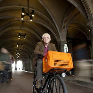 Auteursfoto (foto Maartje Geels)