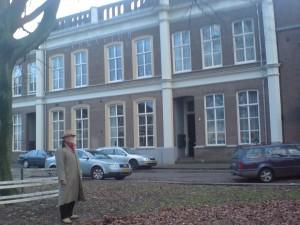 Het voormalig Tiels Gymnasium