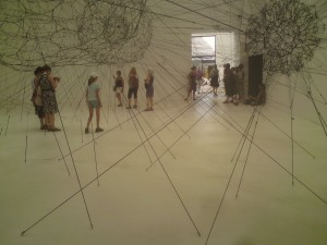 Biennale Venetië: dat vreemde, zoete gevoel