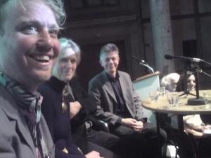 Socratesbekergenominerden 2010: Peter Henk Steenhuis, Mieke Boon en Erno Eskes