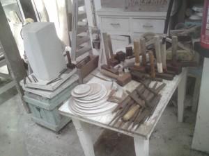 Werkplaats van de beeldhouwster Barbara Hepworth, St. Ives