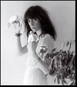 Patti Smith, gefotografeerd door Robert Maplethorpe