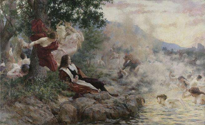 Hoe de Turken in de 17de eeuw door de slaven worden verslagen: 'Gundulic stelt zich Osman voor'