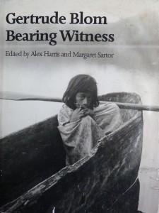 Gertrude Bloms fotoboek 'Bearing Witness', London 1984
