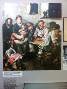 Duitse nazi-kunst: 'Hitler spreekt', Dokumentatiecentrum Obersalzberg