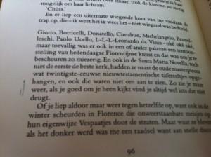 Twee streepjes in de kantlijn van Zwagermans Gimmick: citeren?
